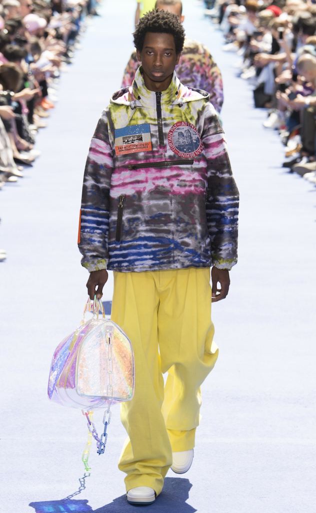 spring 2019 menswear louis vuitton