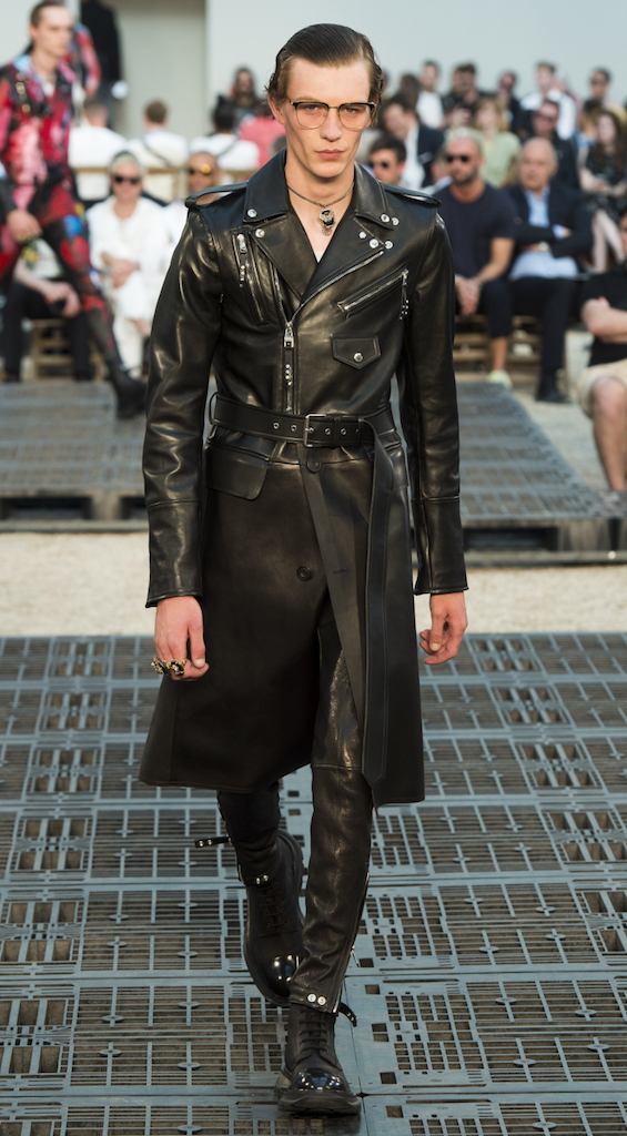 spring 2019 menswear mcqueen