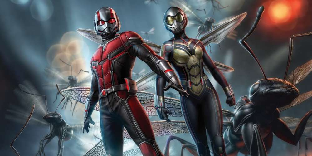 5 Things We're Hoping to See On-Screen in This Weekend's 'Ant-Man and The Wasp'