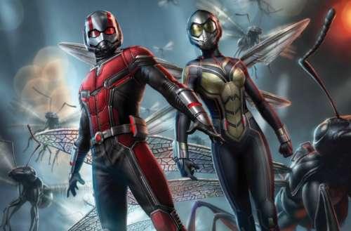 ant-man wasp teaser