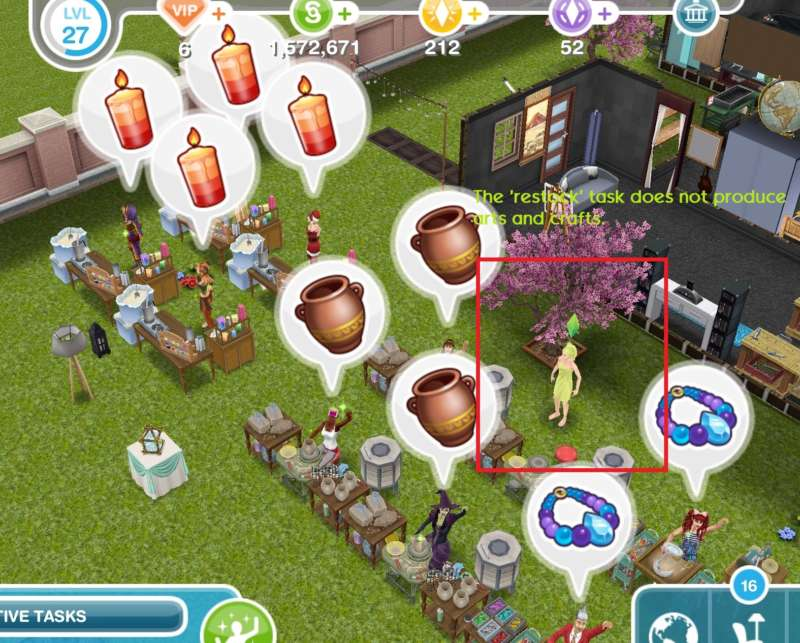 sims ban freeplay screenshot
