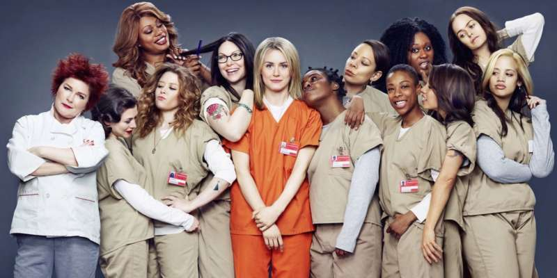 LGBTQ characters on tv gay tv moments orange is the new black july streaming