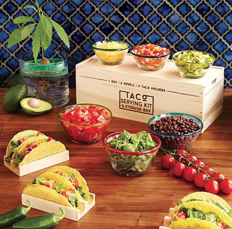 current obsessions taco set