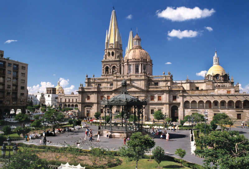 guadalajara gay catedral
