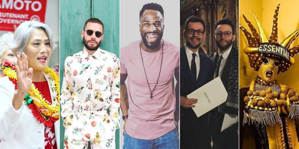 #FollowFriday, June 29: You Should Be Following These 5 Gay Parents, Artists and Activists