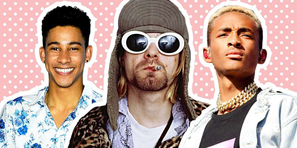 From Keiynan Lonsdale to Kurt Cobain, These 7 Male Celebrities Know How to Wear a Dress