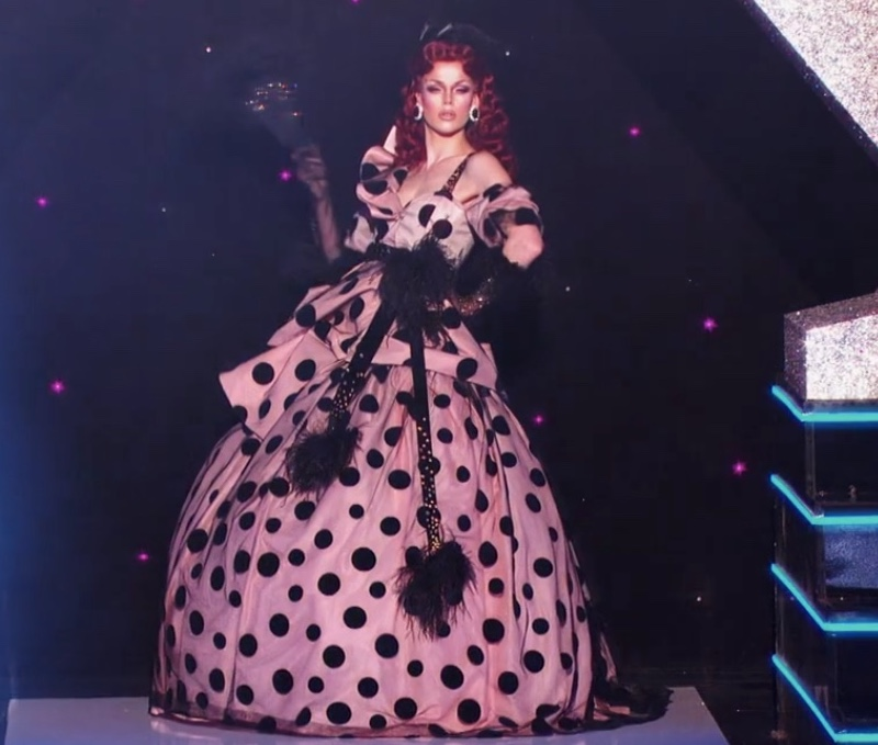 drag race season 10 finale looks blair