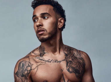 lewis hamilton british gq cover
