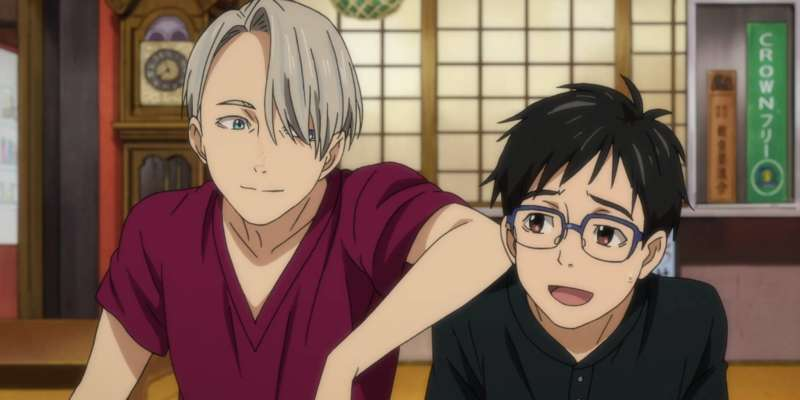 Yuri on Ice Movie 09, Ice Adolescence 09