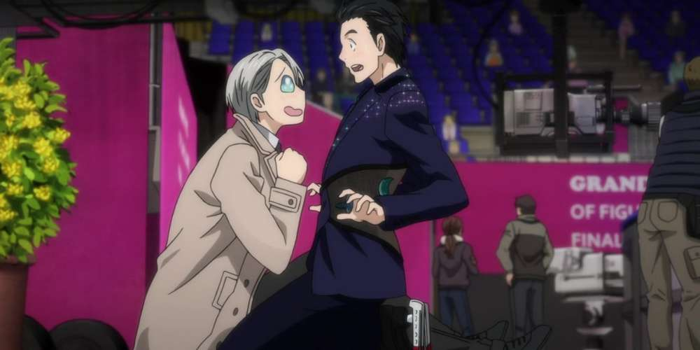 The Trailer for 'Ice Adolescence,' the New Movie Based on Hit Anime 'Yuri!!! on Ice,' Just Dropped