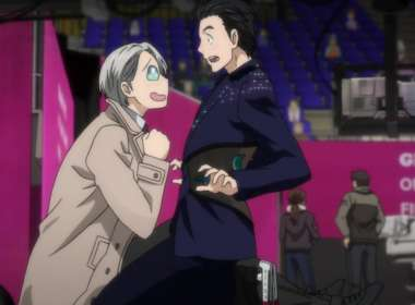 Yuri on Ice Movie 05, Ice Adolescence 05