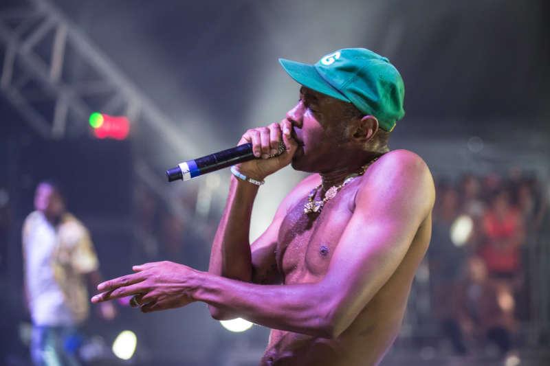 Tyler the Creator gay lyrics inline
