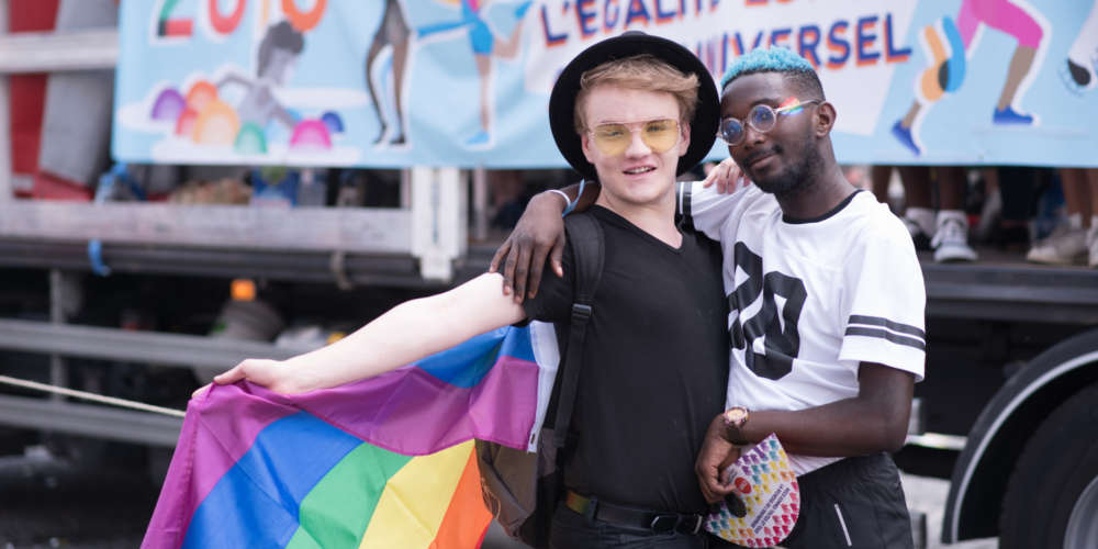 58 Paris Pride Photos Proving the French Really Know How to Celebrate