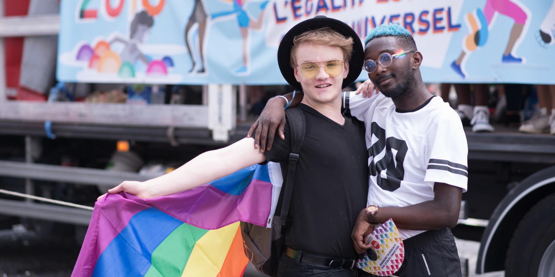 Así se Vivió el Orgullo en Paris, Aquí 58 Fotos que Demuestran que Saben Celebrar el Orgullo