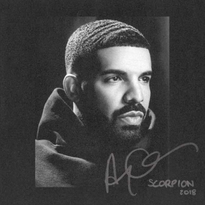 drake scorpion album cover drake on spotify