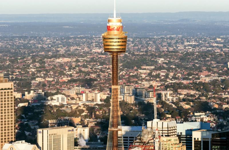 gay sydney tower eye