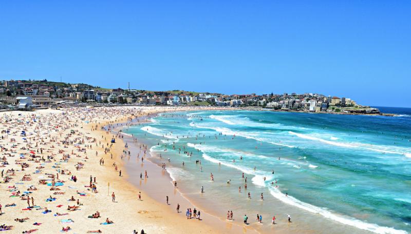 gay sydney bondi beach