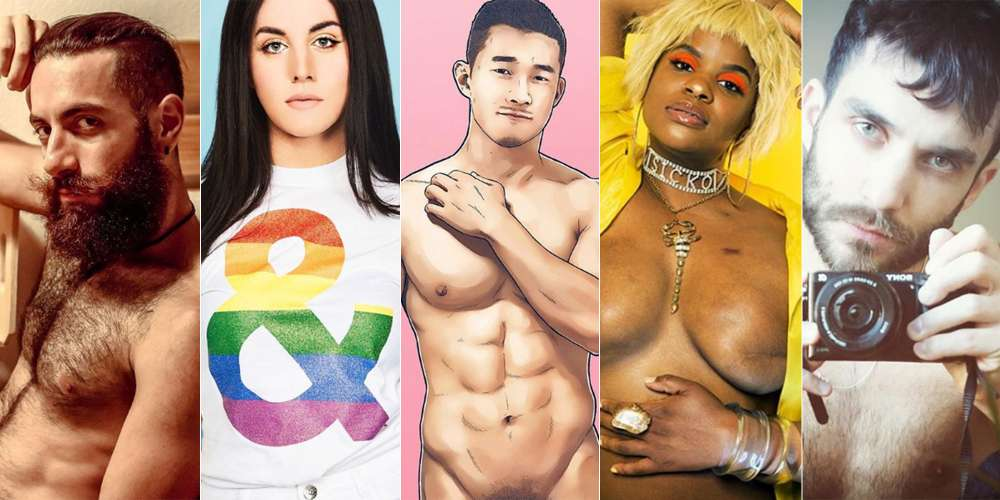 #FollowFriday, July 6: You Should Be Following These 5 LGBTQ Activists, Artists and Role Models