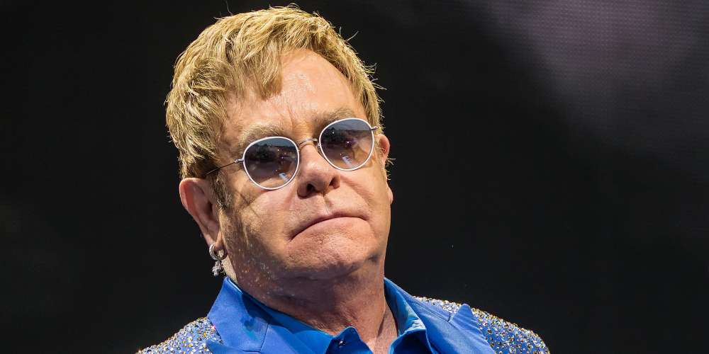 Donald Trump 'Honored' Elton John Last Night With the Most Bizarre of Rants