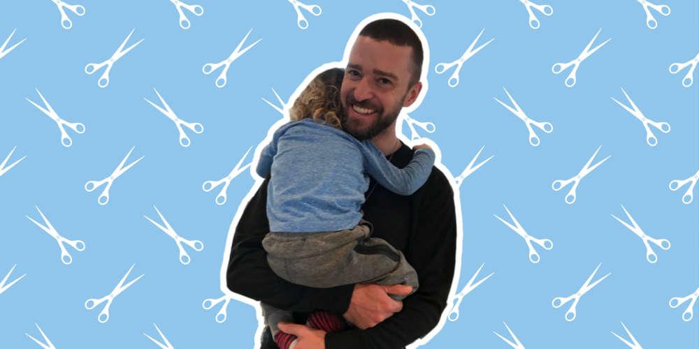 บรรทัดฐานของเกรียนออนไลน์คือเด็กผู้ชายห้ามไว้ผมยาว รวมถึงลูกชายของ Justin Timberlake