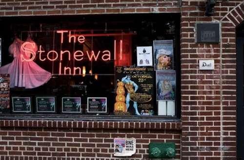stonewall inn window