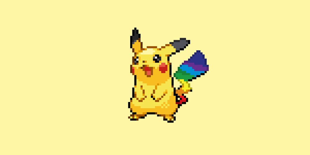 This Artist Made Pride Versions of Popular Pokémon and We Gotta Catch 'Em All