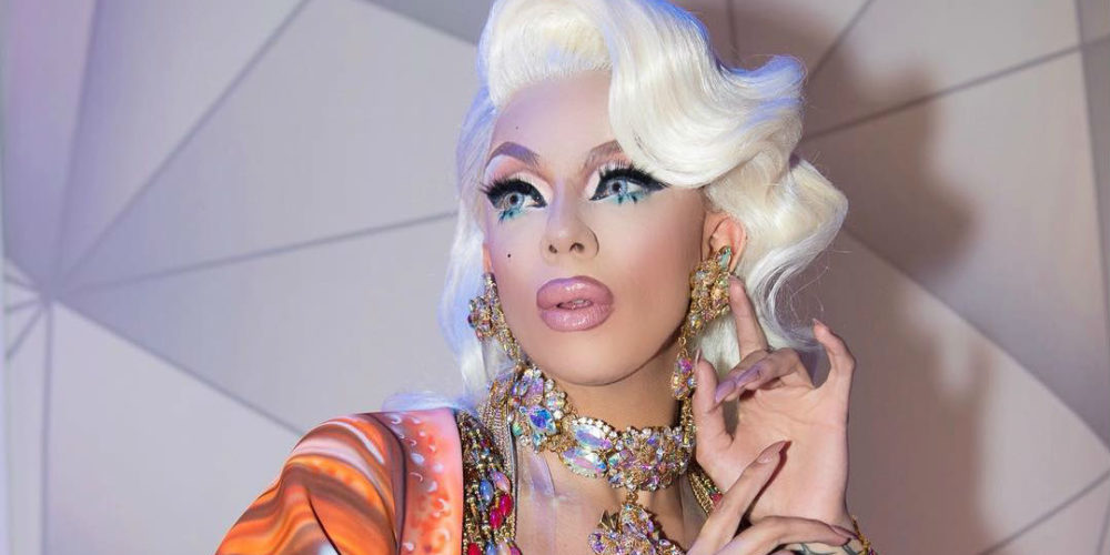 Aja Spills Hot Tea on Gay Men Who Don't Accept Trans and Non-Binary People, And We're Here For It