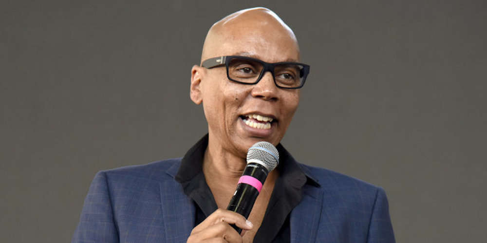 RuPaul Continues World Domination With Plans for a Daytime Talk Show