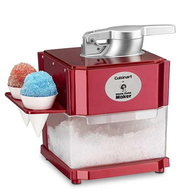 heat wave shaved ice maker
