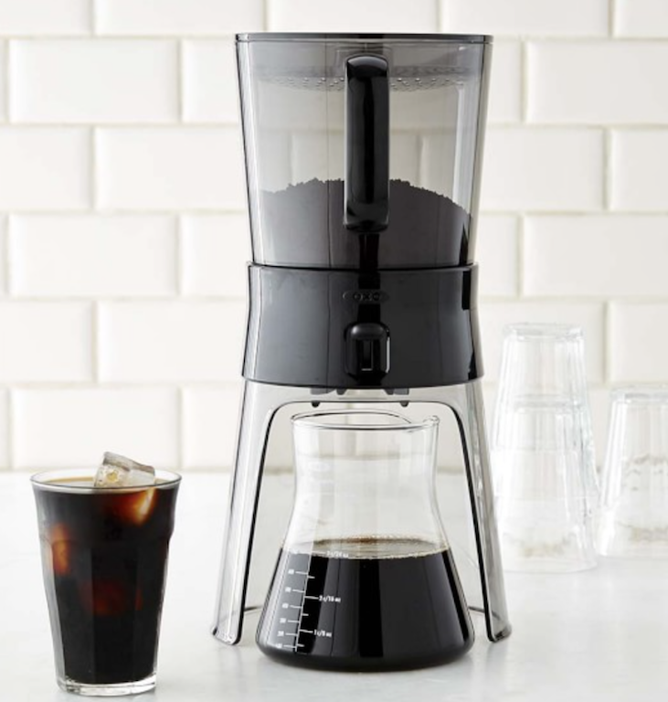 heat wave cold brew coffee maker