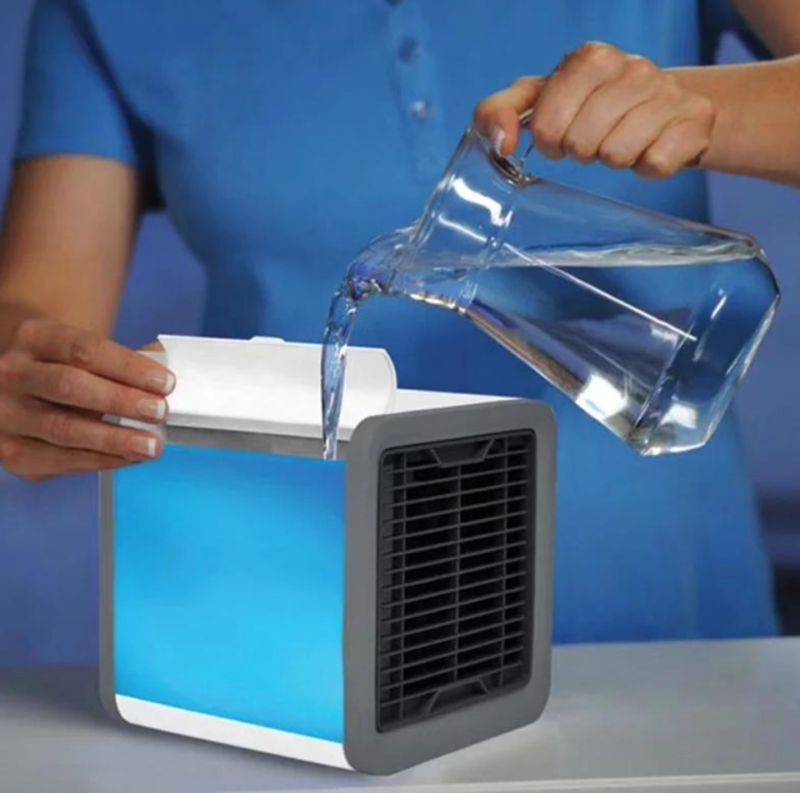 heat wave portable air cooler