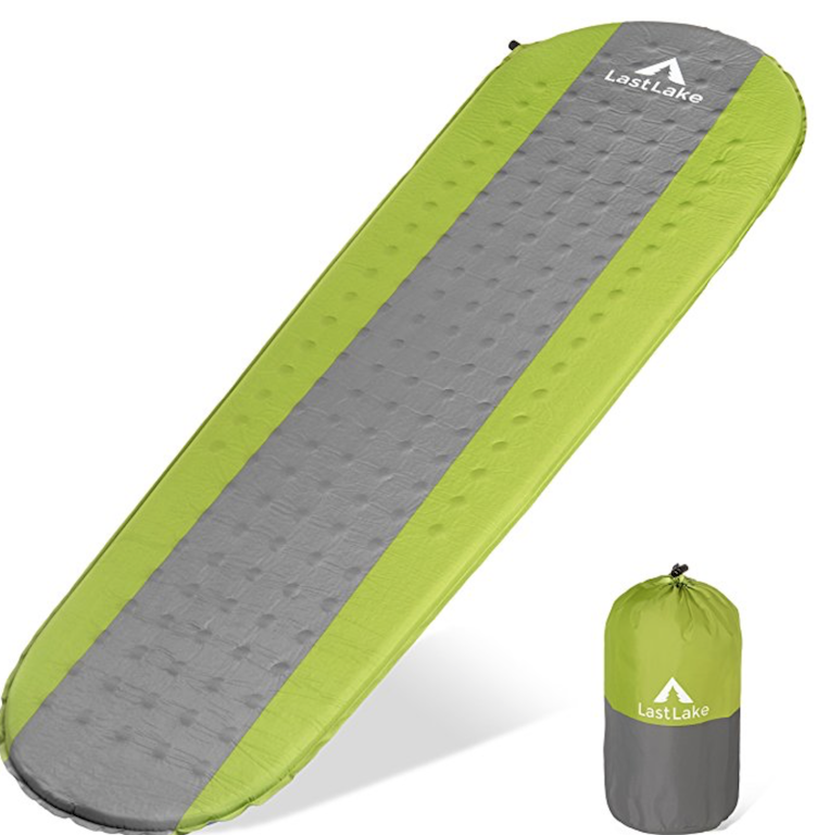heat wave outdoor sleeping pad