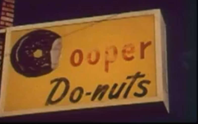 Cooper's Do-Nuts Riot 6