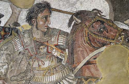 Alexander the Great feat