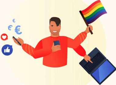 Gays millennials-enquete-hornet