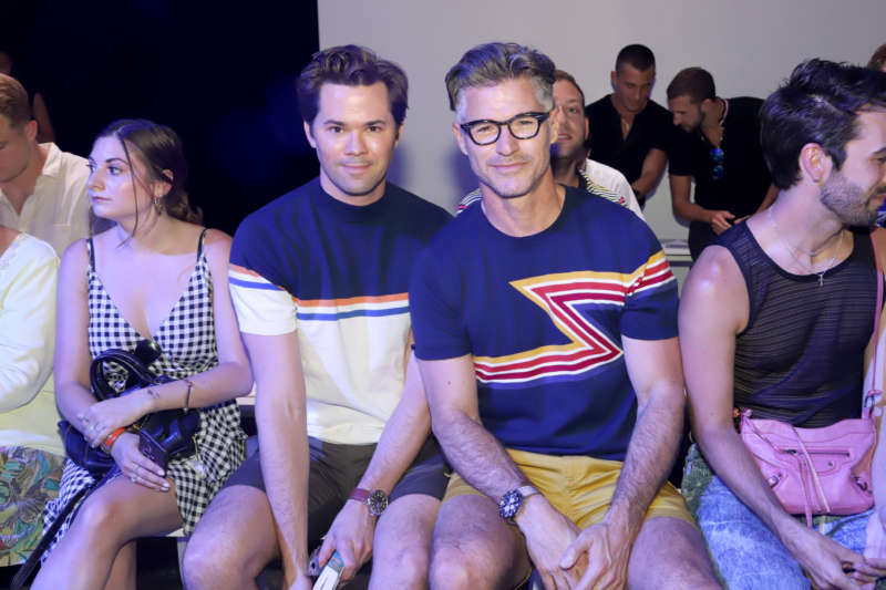 parke & ronen 2019 collection rannells rutherford