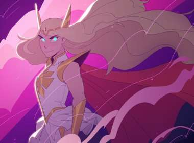 new she-ra design feat