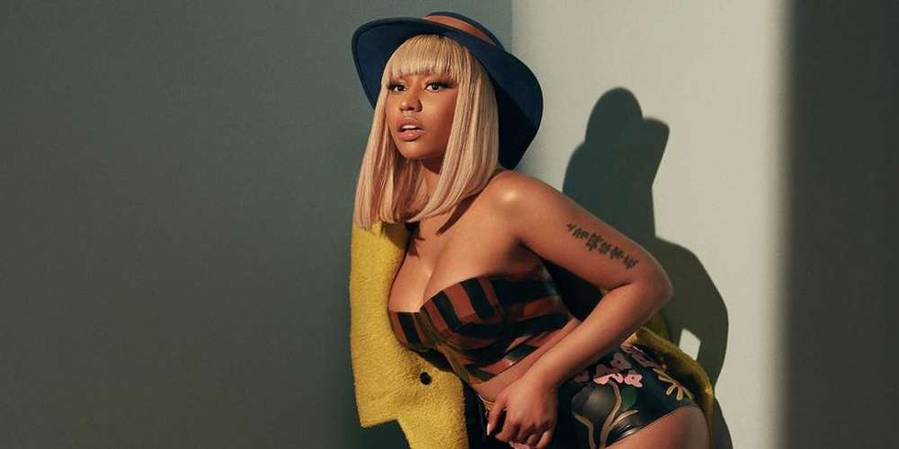What's Good, Nicki Minaj? Jonathan Van Ness Criticizes Her 'Harper's Bazaar Russia' Cover Shoot