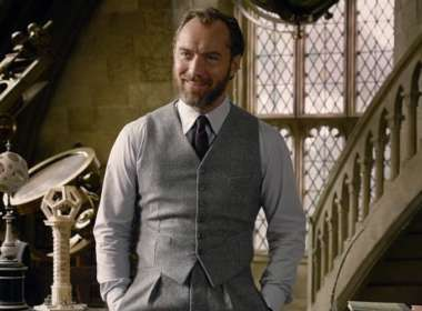 Dumbledore gay 01, Jude Law gay 01