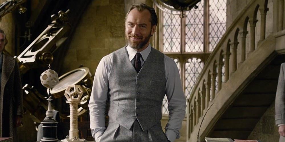 Dumbledore gay 01, Jude Law gay 01