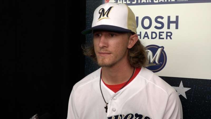 josh hader apologized 2