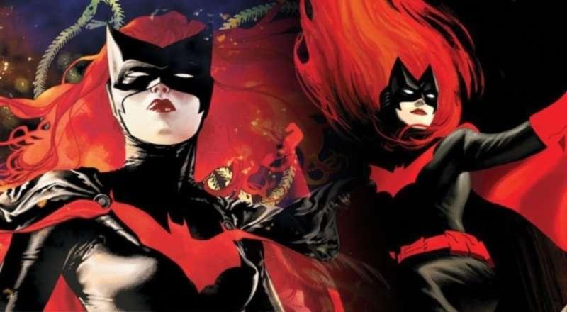 lesbian Batwoman 3