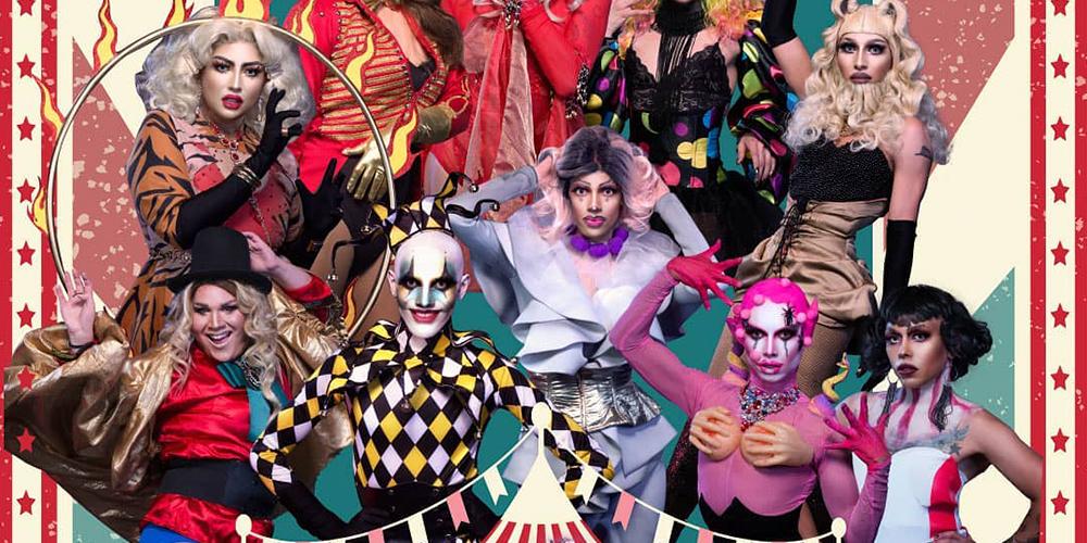 Te Presentamos a las 10 Participantes del Nuevo Reality Show «Versus Drag Queens México»
