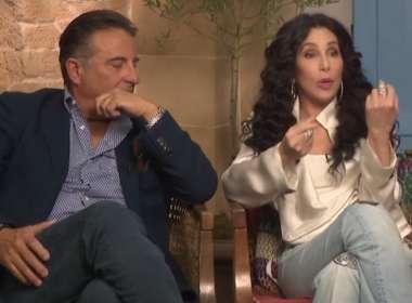 Cher gay men teaser