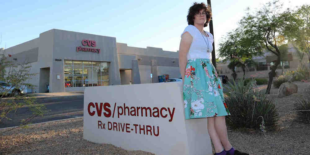 This Trans Woman Was Denied Hormone Therapy Medication by a CVS Pharmacist (Updated)