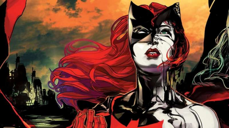 who is batwoman series 4 ซีรีย์ แบทวูแมน