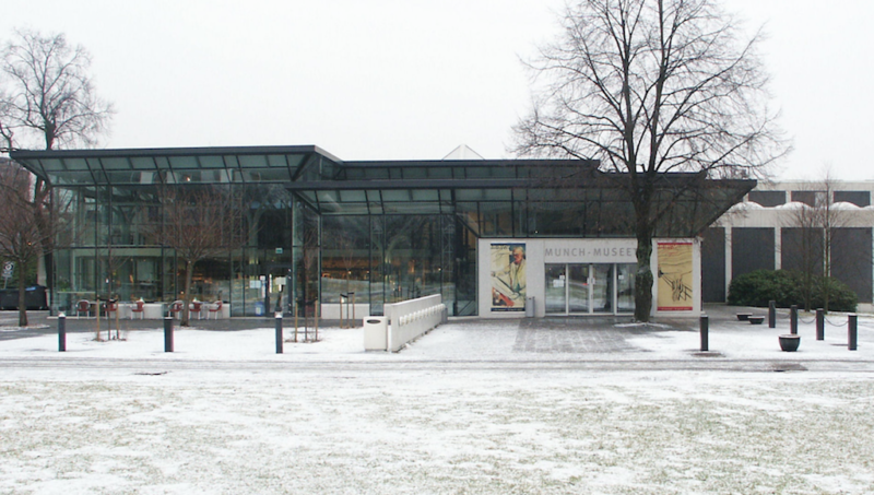 gay oslo munch museum