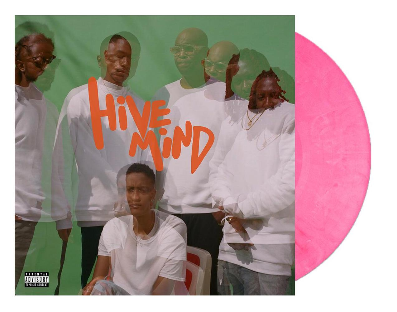 hive mind the internet album cover