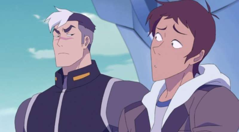 voltron gay August Streaming