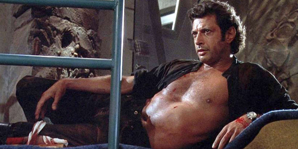 #ThisWeekInThirst: A Hunky Jeff Goldblum Statue, Penises for Protest and Iceman Gets Laid